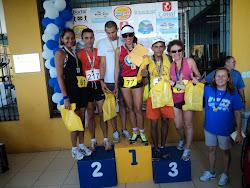 Flashs corrida da PF-07/08/2011 Lorena 3° lugar na categoria 35 a 44 anos