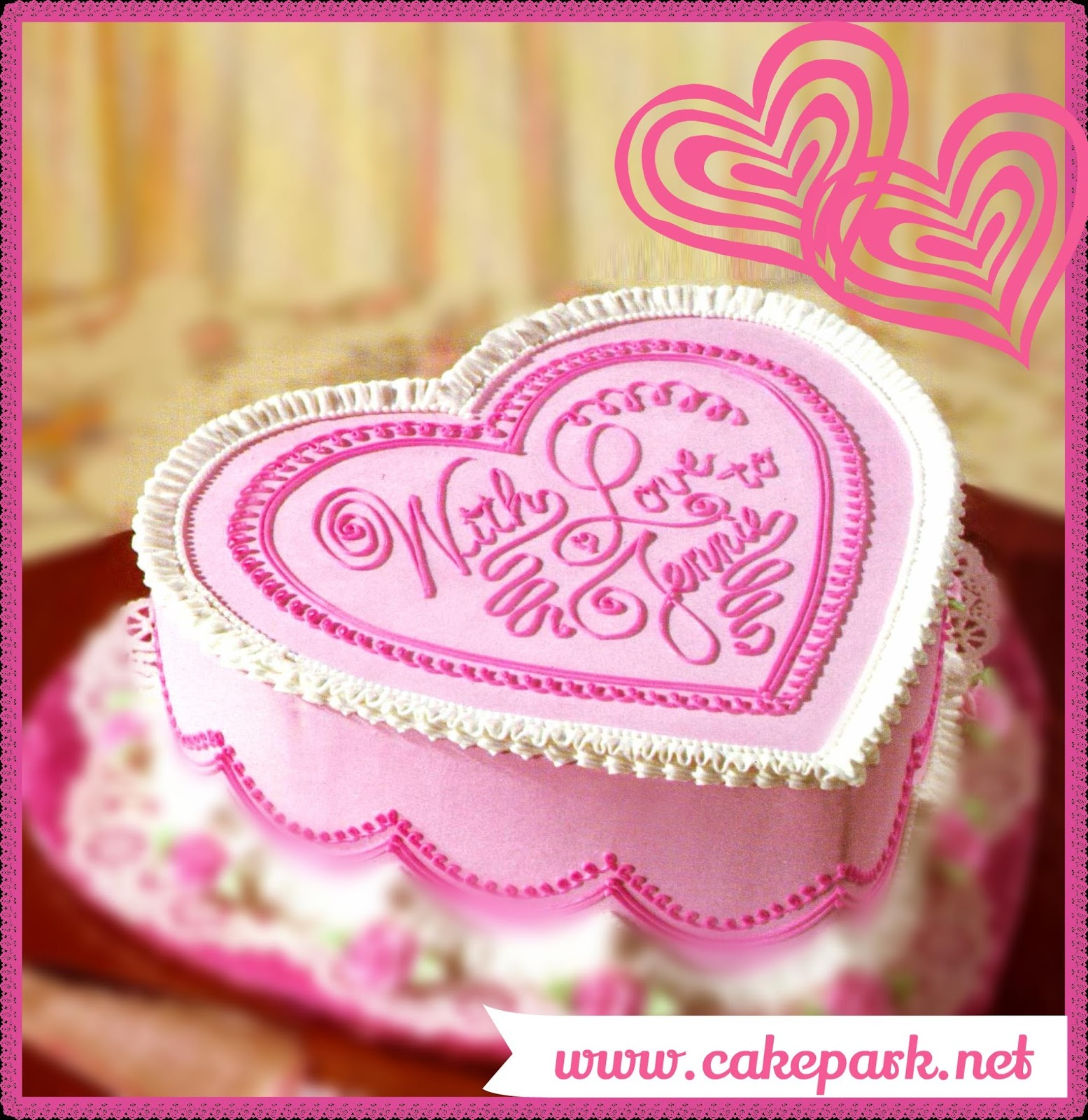 CAKE PARK Order cakes online in Chennai and Bangalore courtesy of