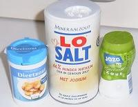 zoutgehalte kaas