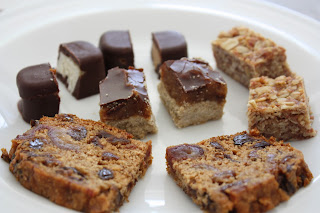Healthy bakes free from processed sugar (recipes by Eat Real Food)