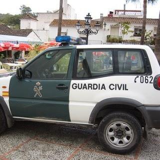 oposiciones funcionarios guardia civil