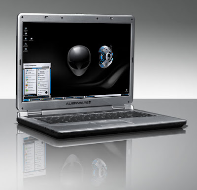 New Alienware Area 51-m5550 Gaming Laptop
