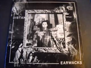 EARWACKS-DISTANCES, LP, 1981, USA