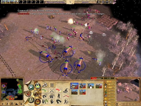 Empire Earth II: The Art of Supremacy Free Download image 2