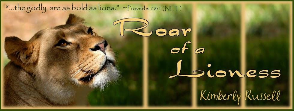 Roar Of A Lioness