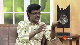 Virundhinar Pakkam – Writer Basker Sakthi – Sun TV Show 20-08-2013
