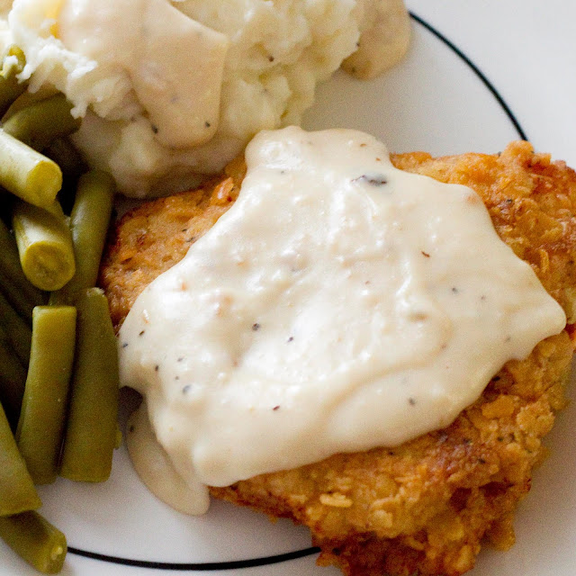 Chicken Fried Chicken ~ Delicious Food Recipes