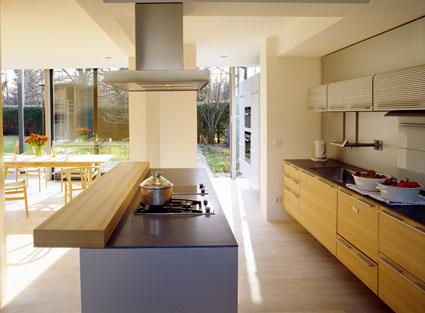 Decoraci n cocinas comedor alife 39 s design - Cocina comedor en l ...