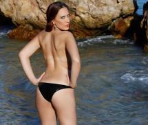 Gatas QB - Susana Martins Miss Fanática Record Outubro 2015
