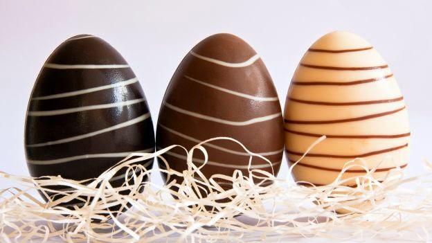 Uovo di Pasqua fatto in casa con il Bimby: ricetta
