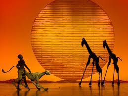 Lion King on Broadway Minneapolis