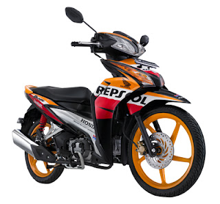 New Honda Blade Racing Edition 2011