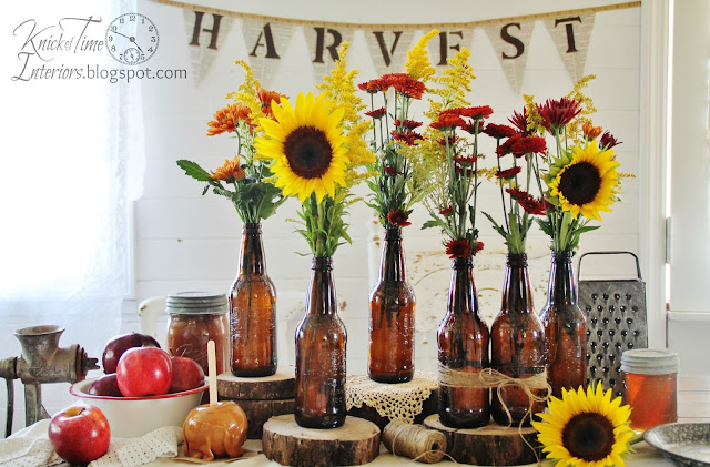 Autumn Party Ideas for Under $20 | www.knickoftime.net