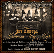 The Witches of Giggleswick!