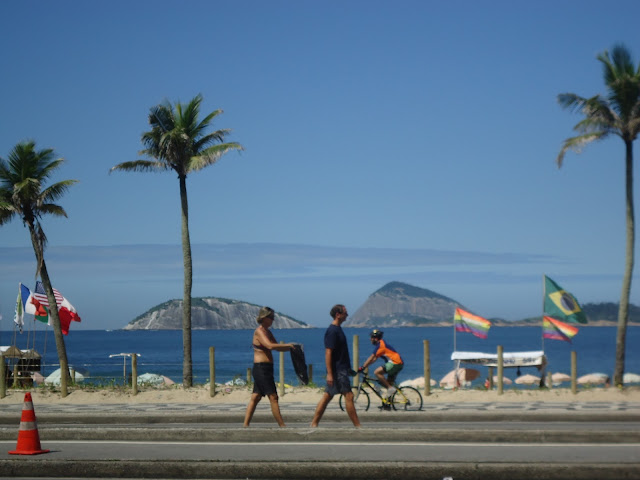 Rio de Janeiro, Ipanema, praia