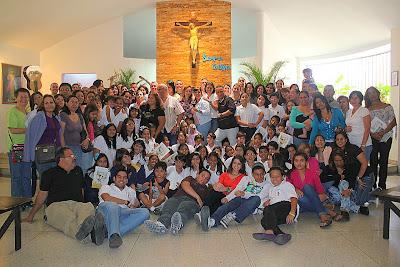 Catequesis Familiar de Primera Comunión - Tirso de Molina - CCS