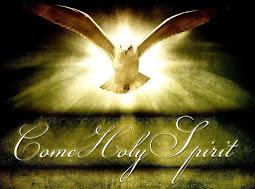 Holy Spirit come.