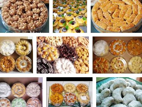 Resep Aneka Kue Kering dan Cake