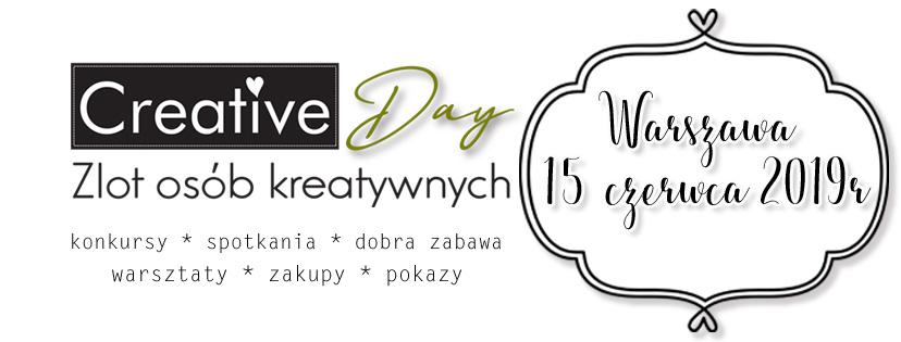 Zlot Creative Day - Warszawa 15.06.2019
