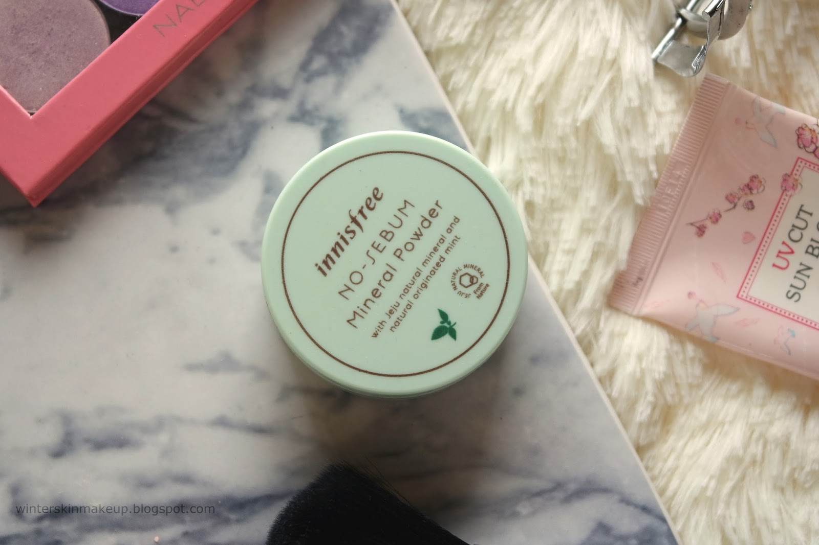 Innisfree No Sebum Mineral Powder | Review