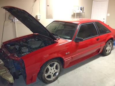 Mustang Seats
