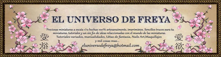 EL UNIVERSO DE FREYA