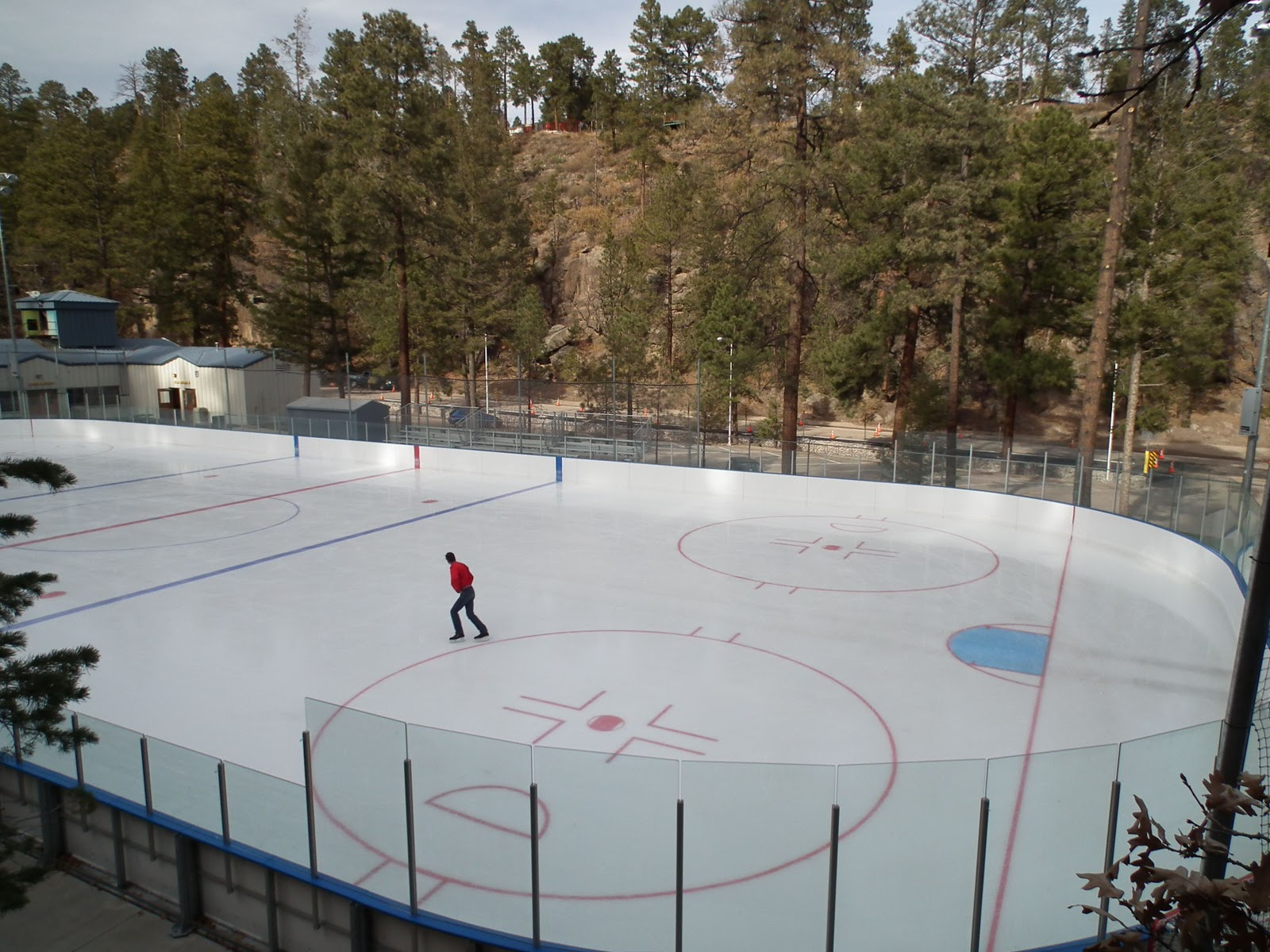 outdoors nm hockey u0026 skating at los alamos u0027 open air ice rink a