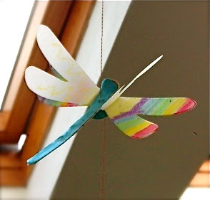 Dragonflies Mrs Fox's Kids Craft Boxes