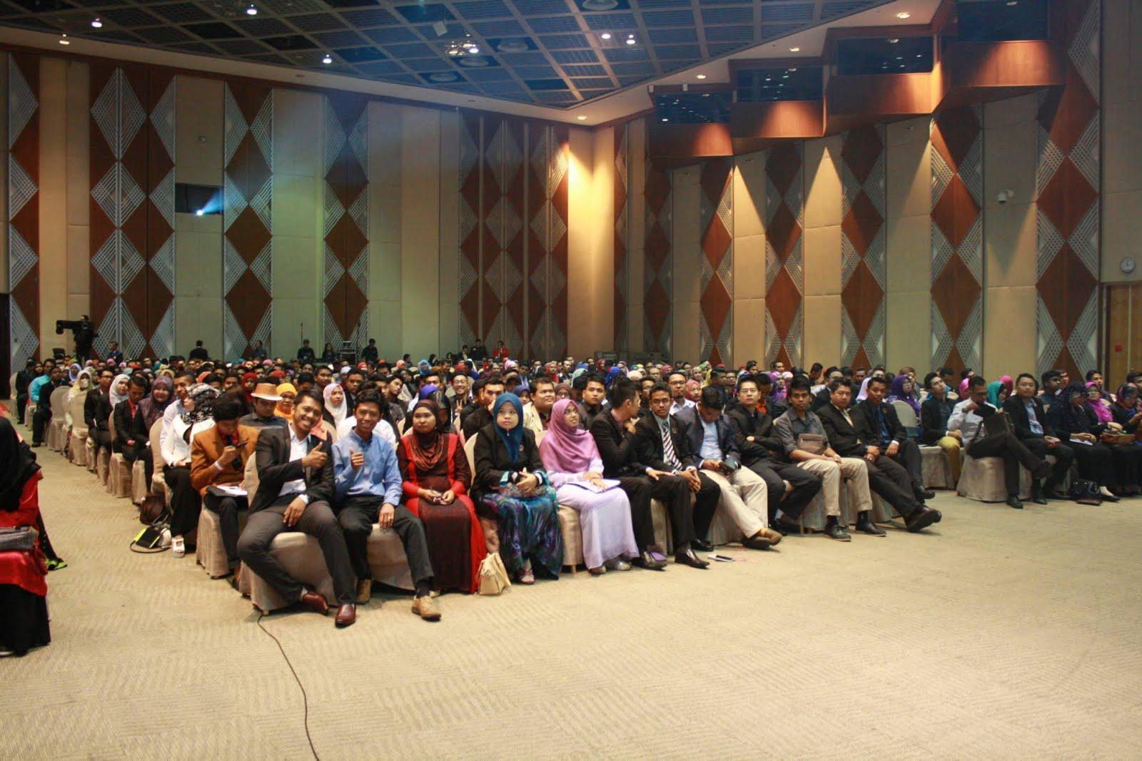 AFFILIATE MEMBERS ACROSS OVER MALAYSIA PURSUE SPEAKER - PUTRAJAYA INTERNATIONAL CONVENTION CENTRE
