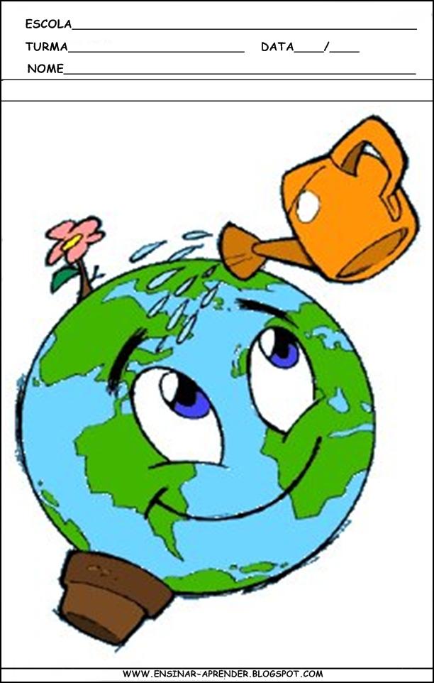 Imagens para montar painel do meio ambiente cantinho for Mural sobre o meio ambiente