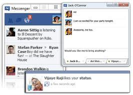 Facebook Messenger Desktop Hadir untuk Windows XP dan Vista