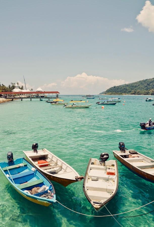 Pulau Perhentain Kecil, Malaysia