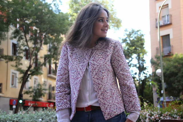 DIY Chaqueta Chanel (patrón gratis incluido). Blog de costura y diy.