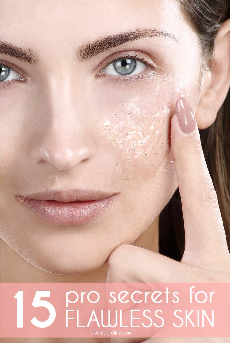 15 Skin Care Fails to Avoid for Flawless Skin