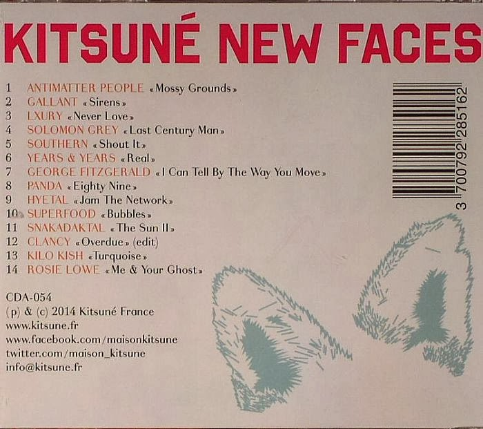 Kitsuné - New Faces Compilation