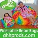 Doll Bean Bag Chairs :)