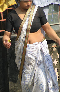 hot kamwali bai at home