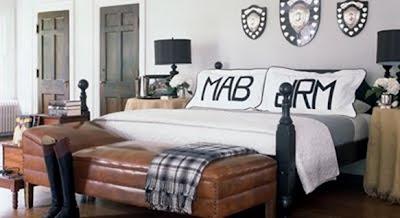 foto dormitorio para hombre