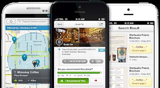 Aplikasi Panduan Restoran dan Kafe