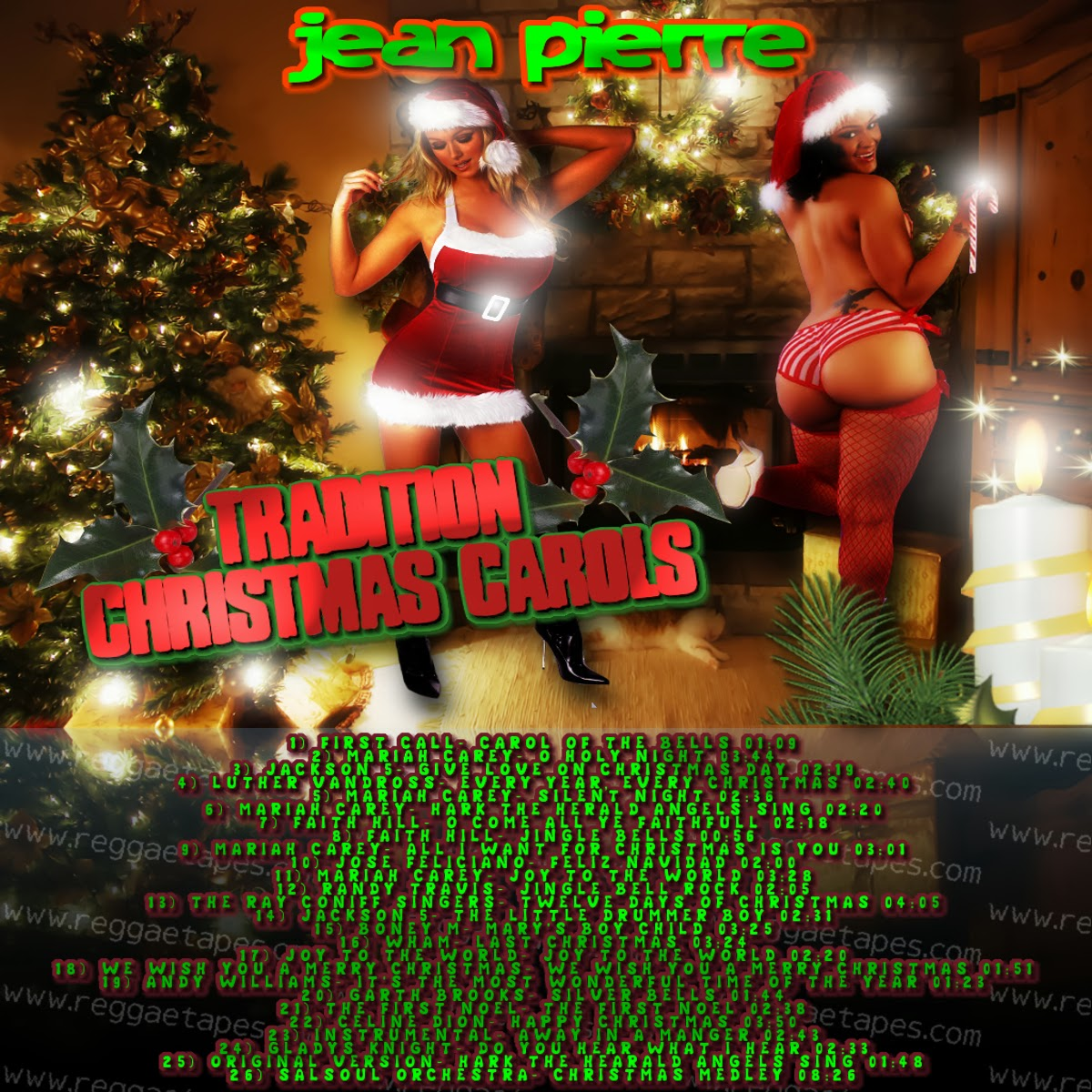 jean pierre tradition christmas carols mixtapes4yuh. Black Bedroom Furniture Sets. Home Design Ideas