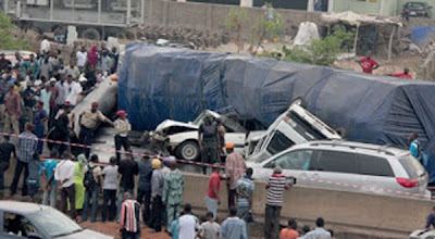 Ore-Benin road
