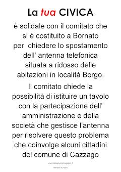 COMUNICATO COMITATO ANTENNA WIND