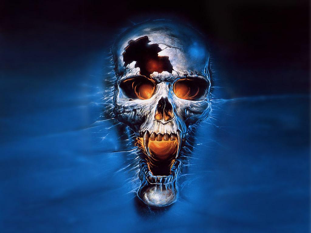 4 HD Skeleton Wallpaper