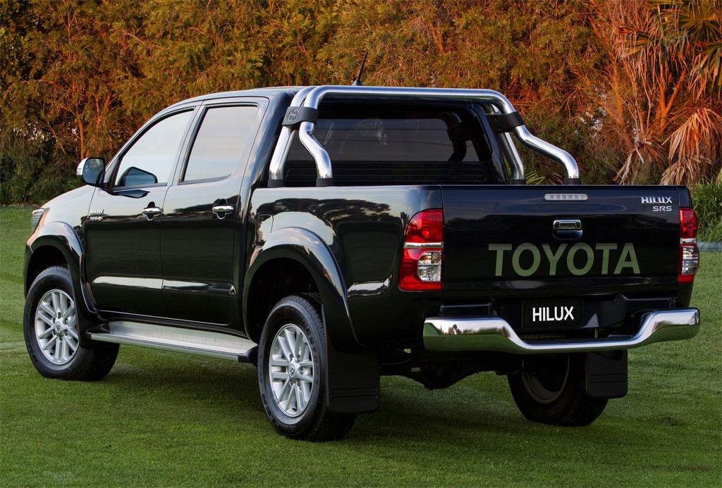 Hummer Models List >> 2012 Toyota Hilux