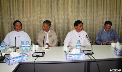 သမတႀကီး / လႊတ္ေတာ္ဥကၠဌႀကီး သူတို႔ကို အေရးယူေပးပါ (Shwe Pyi Soe)