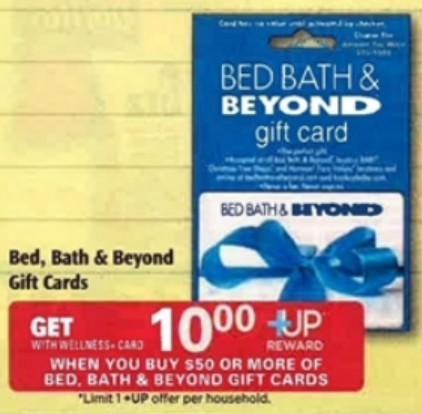 Bed Bath And Beyond Dorm Coupon