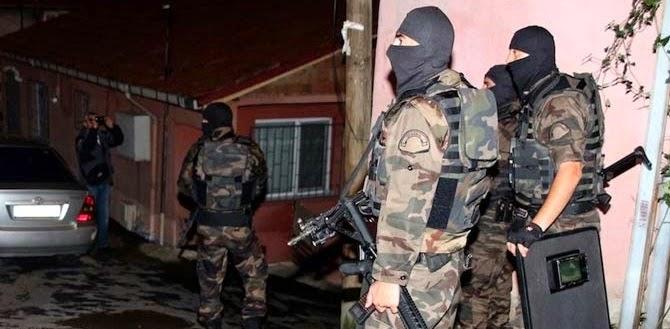 DHKP-C operasyonunda 11 gözaltı