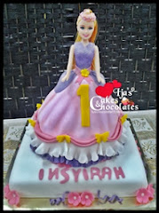 Birthday Cake~Princess Fondant