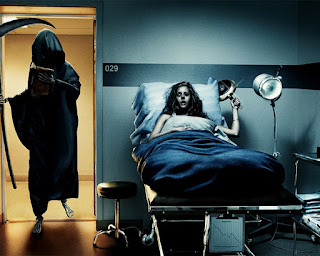 Funny Creative Ads Grim Reaper HD Wallpaper