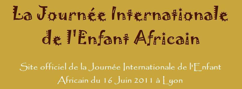 La Journée Internationale de l'Enfant Africain